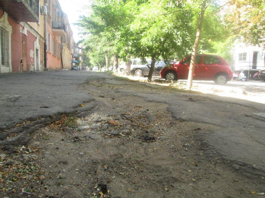 В центре Одессы городские власти не заметили разбитый квартал (ФОТО), фото-4
