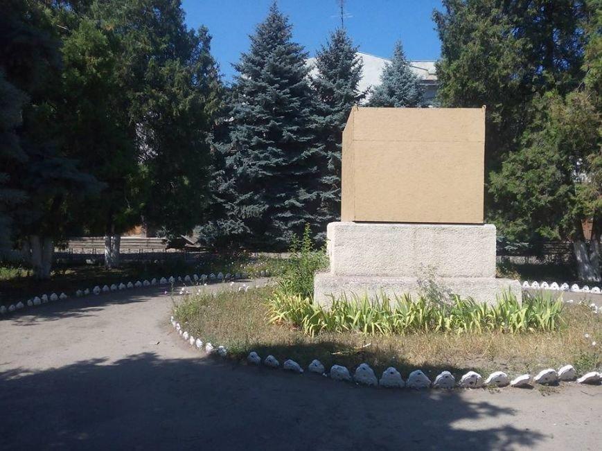 Декоммунизация: В Одессе Ленину и Горькому устроили интим (ФОТО), фото-2