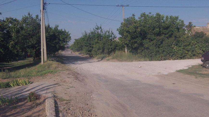 """Белая дорога в """"Большом каньоне"""", фото-1"""