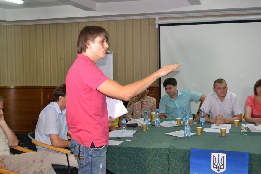 Группа шумных демагогов пыталась сорвать обсуждение предложений к новой редакции Устава громады Кривого Рога (ФОТО), фото-6