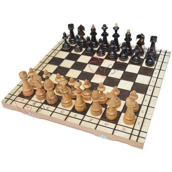 Самый лучший подарок – купить шахматы ручной работы, фото-1