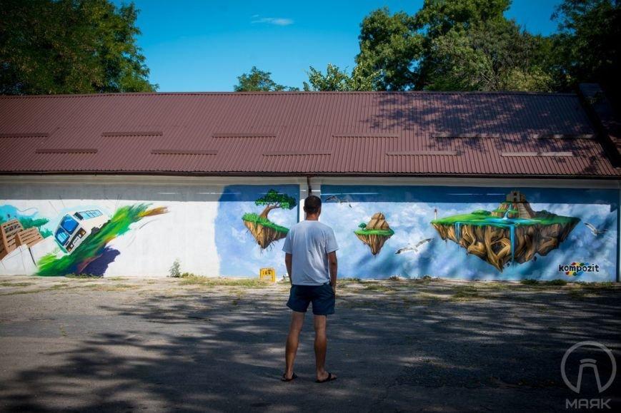 В Одессе появился новый стрит-арт (ФОТО), фото-4