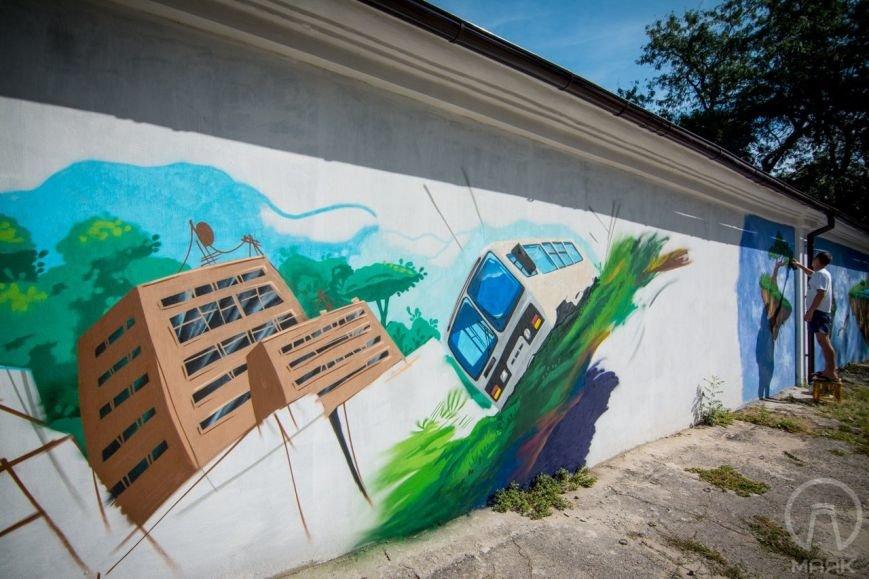 В Одессе появился новый стрит-арт (ФОТО), фото-3