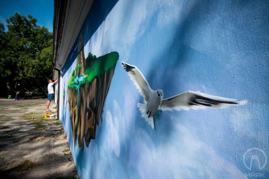 В Одессе появился новый стрит-арт (ФОТО), фото-6