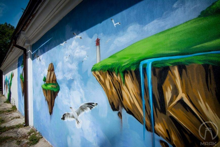 В Одессе появился новый стрит-арт (ФОТО), фото-5