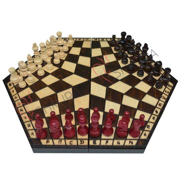 Узнайте, как приобрести уникальные резные шахматы и нарды, не выходя из дома, фото-1