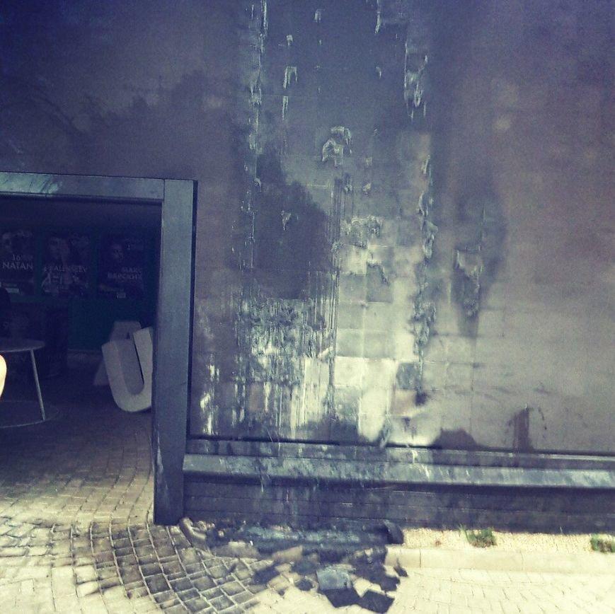 """Пожар в  Коблево: неизвестные подожгли ночной клуб """"AQUA"""" (ФОТО, ВИДЕО), фото-1"""