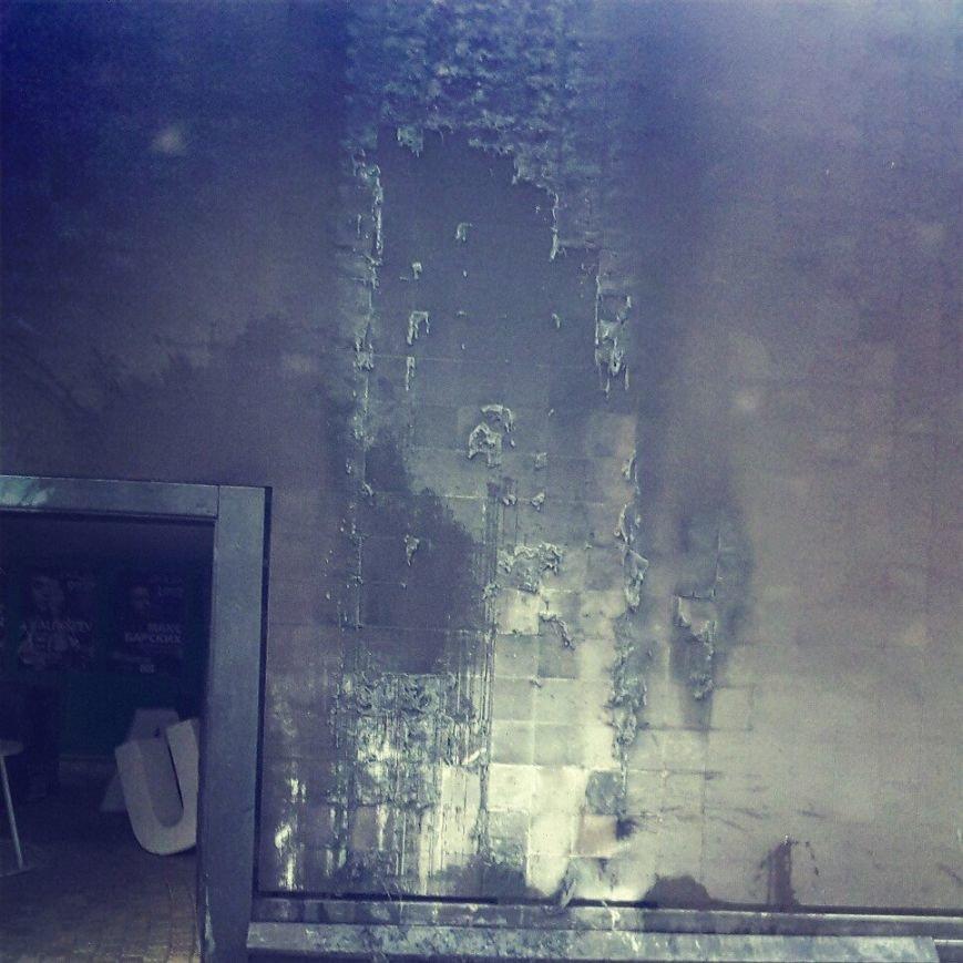 """Пожар в  Коблево: неизвестные подожгли ночной клуб """"AQUA"""" (ФОТО, ВИДЕО), фото-2"""
