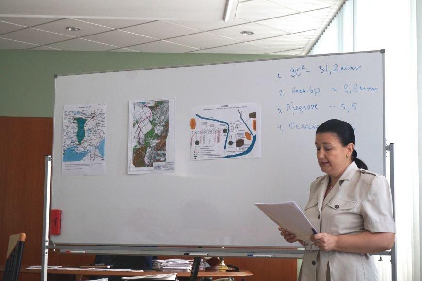 Криворожские эксперты нашли техническое решение для уменьшения сброса шахтных вод в речку Ингулец в 2  раза (ФОТО), фото-15
