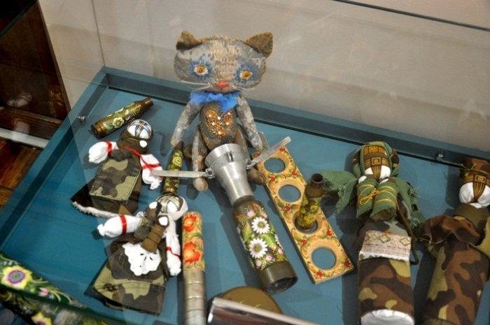 У Житомирі відкрили виставку сучасних арт-об'єктів, фото-2