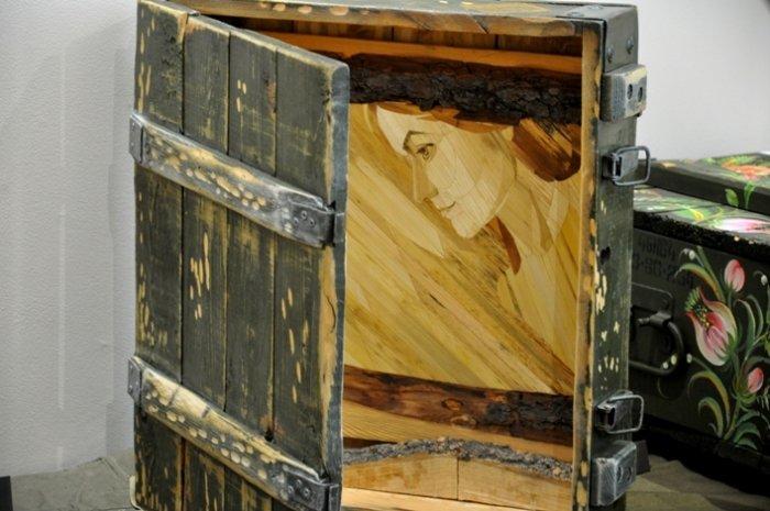 У Житомирі відкрили виставку сучасних арт-об'єктів, фото-11