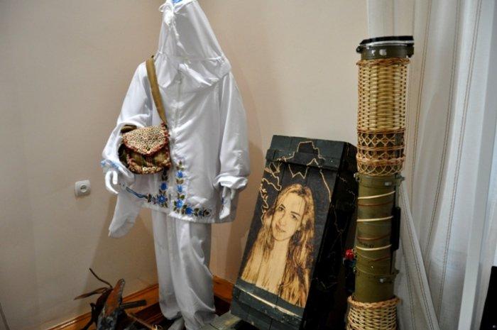 У Житомирі відкрили виставку сучасних арт-об'єктів, фото-14