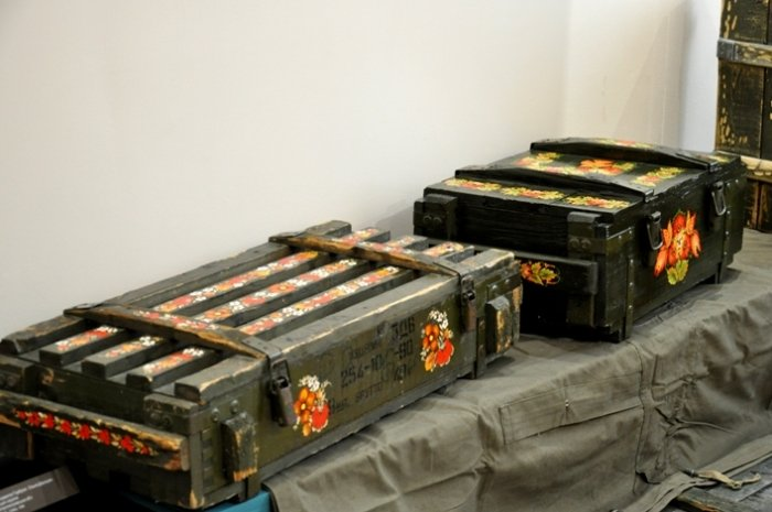 У Житомирі відкрили виставку сучасних арт-об'єктів, фото-1