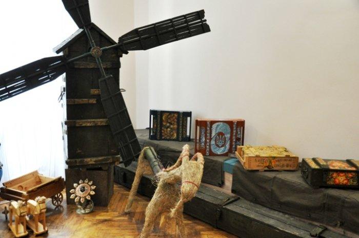У Житомирі відкрили виставку сучасних арт-об'єктів, фото-4
