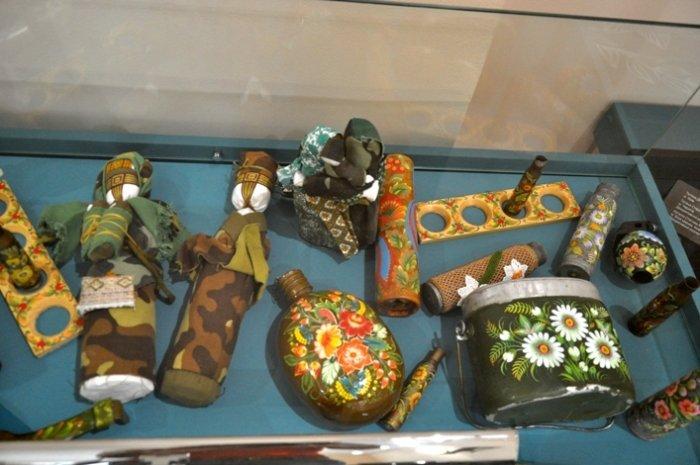 У Житомирі відкрили виставку сучасних арт-об'єктів, фото-3