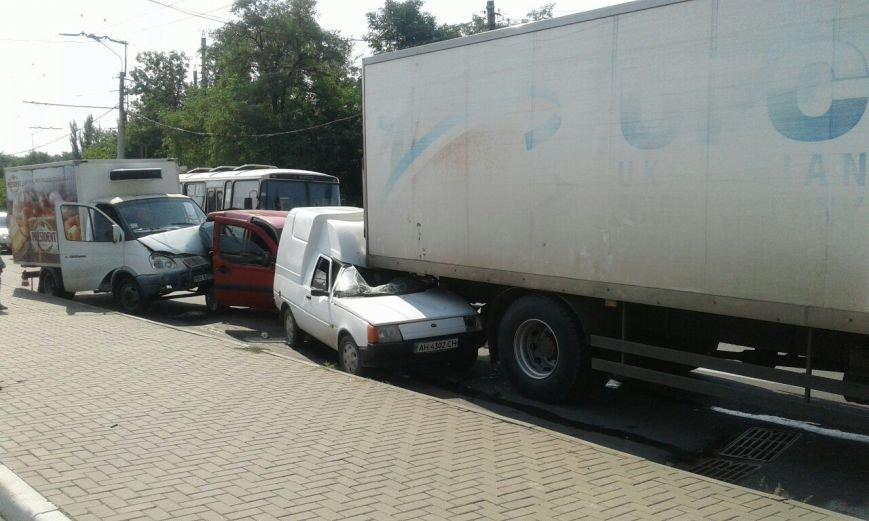 Страшное ДТП в Краматорске (ФОТО), фото-1