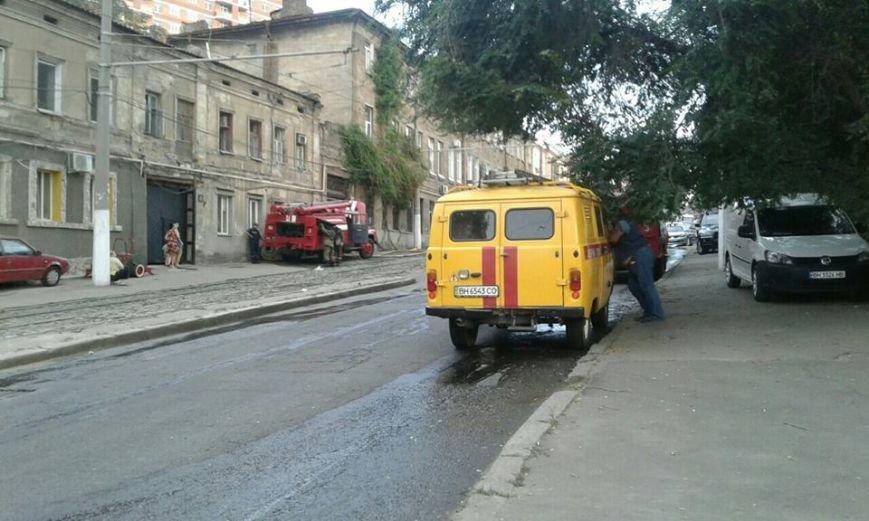 В Одессе на границе Слободки и Молдаванки горела квартира (ФОТО), фото-2