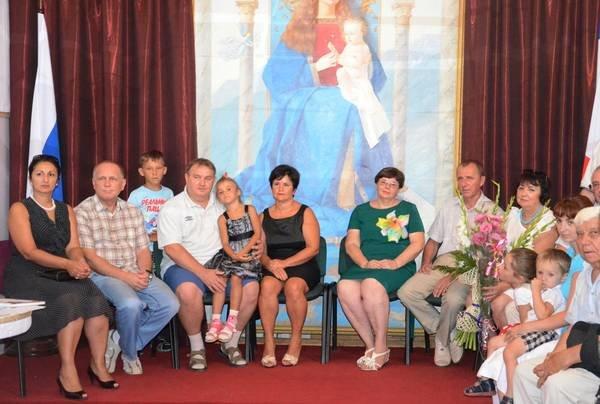 В Ялте чествовали самые крепкие супружеские пары, фото-1