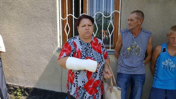 На Николаевщине местные жители подрались из-за спорного имущества (ФОТО), фото-2