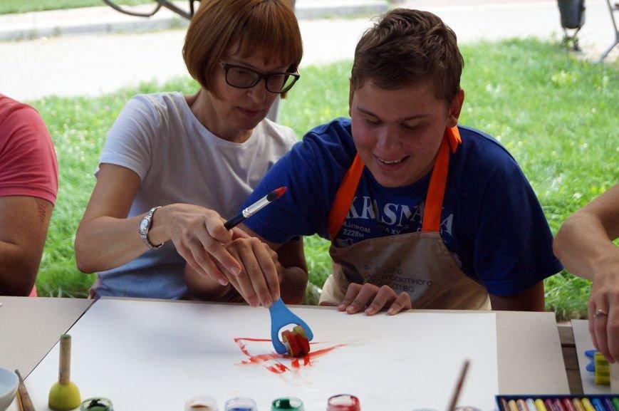 Кляксы в будущее. Как на уроках абстрактной живописи развивали детское мышление, фото-3