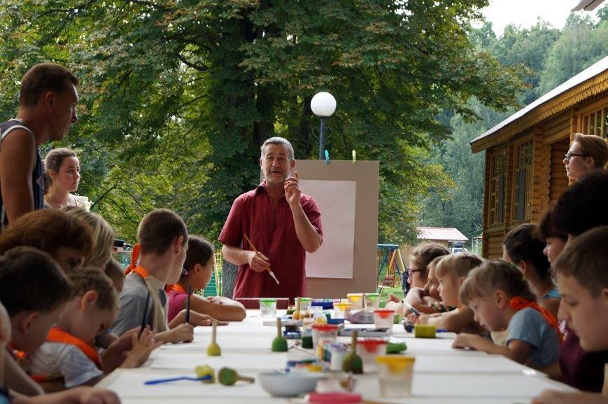 Кляксы в будущее. Как на уроках абстрактной живописи развивали детское мышление, фото-1