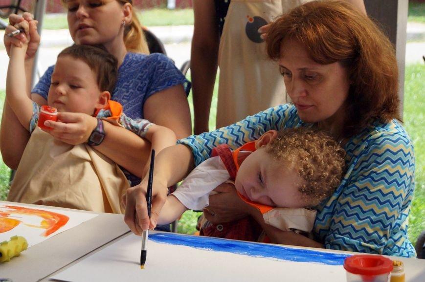 Кляксы в будущее. Как на уроках абстрактной живописи развивали детское мышление, фото-4