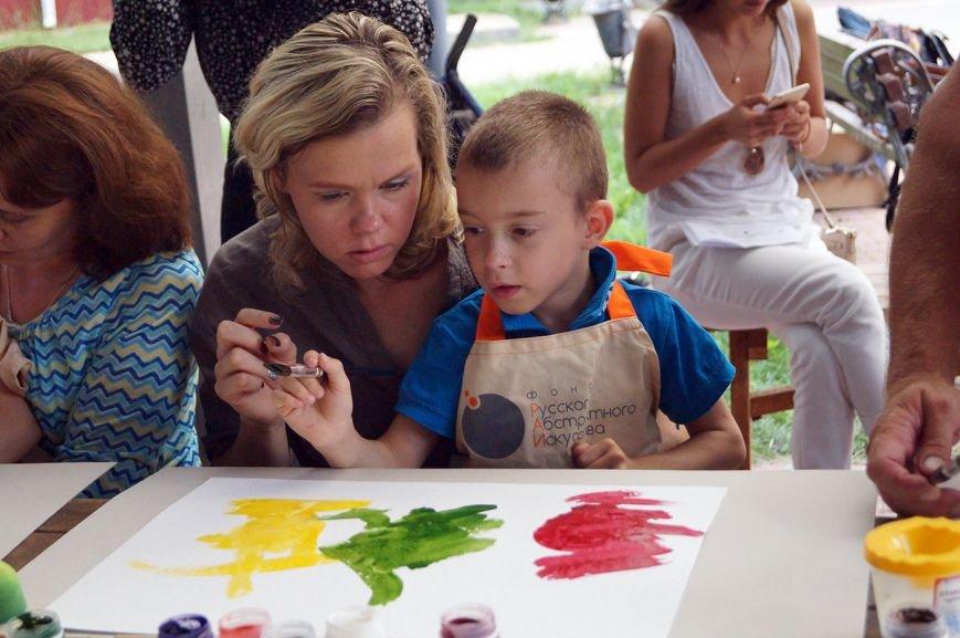 Кляксы в будущее. Как на уроках абстрактной живописи развивали детское мышление, фото-2