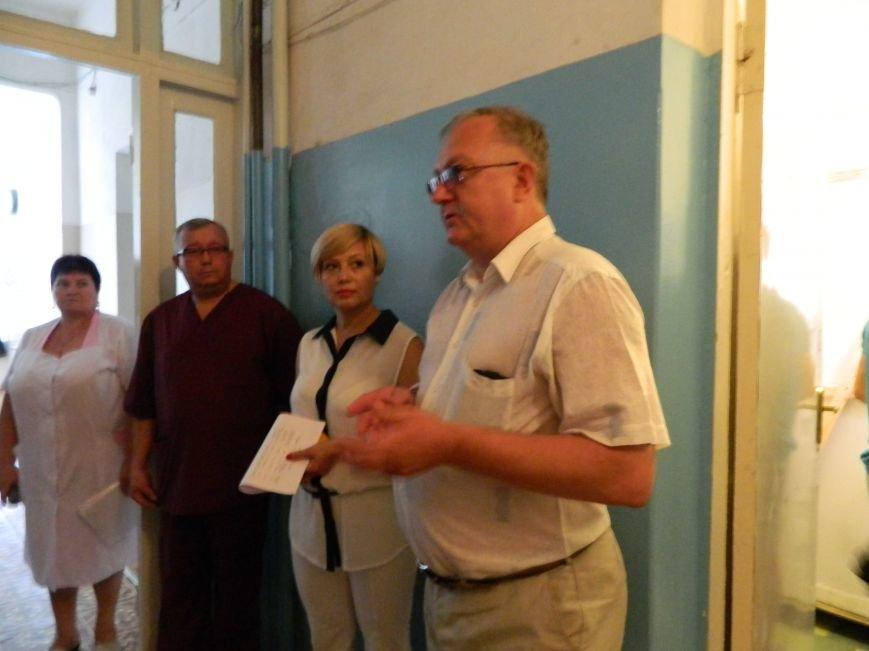 Детская поликлиника в Краматорске получила новое оборудование, фото-3