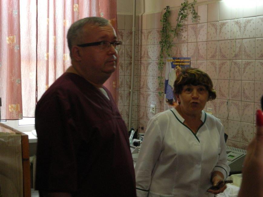 Детская поликлиника в Краматорске получила новое оборудование, фото-5