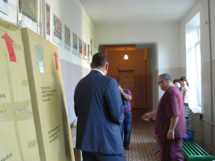 Детская поликлиника в Краматорске получила новое оборудование, фото-4