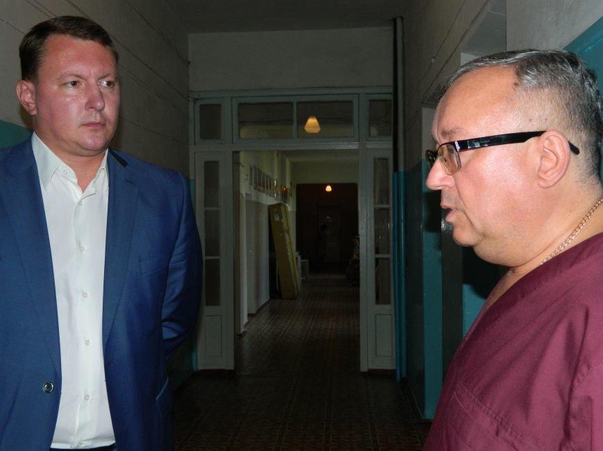 Детская поликлиника в Краматорске получила новое оборудование, фото-1