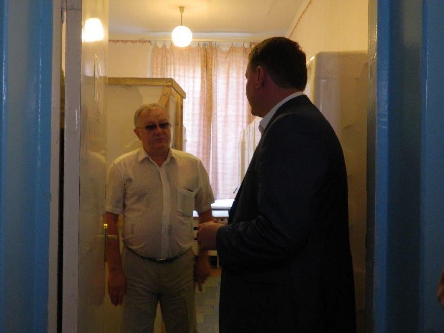 Детская поликлиника в Краматорске получила новое оборудование, фото-2