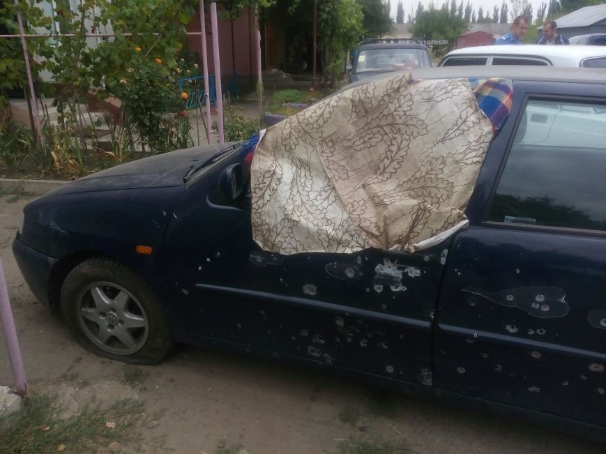 В Одессе гранатой взорвали машину чиновника управления дорожного хозяйства мэрии (ФОТО, ВИДЕО), фото-1