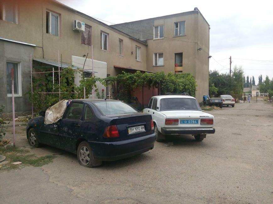 В Одессе гранатой взорвали машину чиновника управления дорожного хозяйства мэрии (ФОТО, ВИДЕО), фото-11