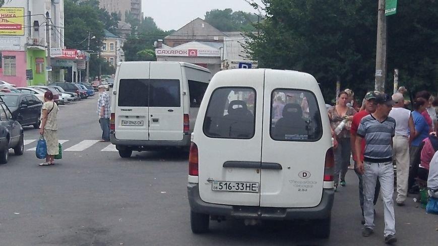Новые «герои» парковки в Мелитополе (фото), фото-6