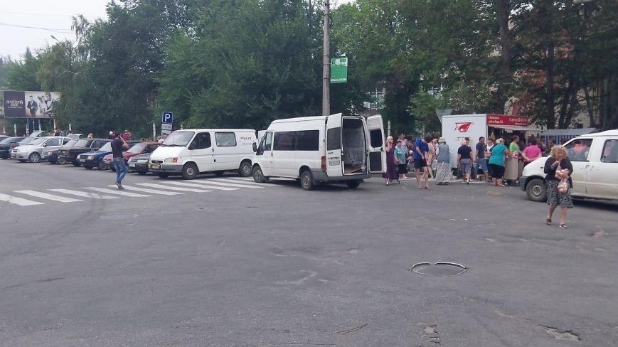 Новые «герои» парковки в Мелитополе (фото), фото-1