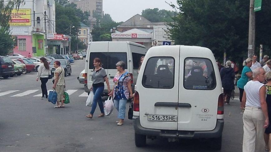 Новые «герои» парковки в Мелитополе (фото), фото-5