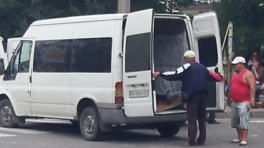 Новые «герои» парковки в Мелитополе (фото), фото-2