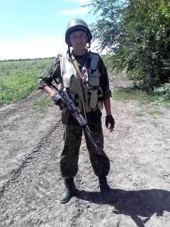 В  селе Осипенко Бердянского района завтра почтят память погибшего в АТО земляка-добровольца  и «свободовца», фото-1