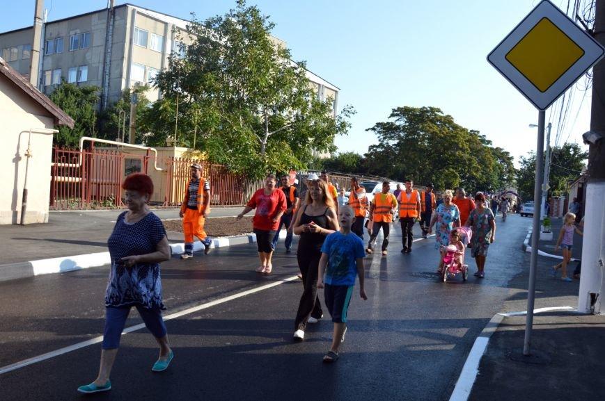 В Симферополе праздником завершился капитальный ремонт участка ул. Футболистов (ФОТО), фото-5