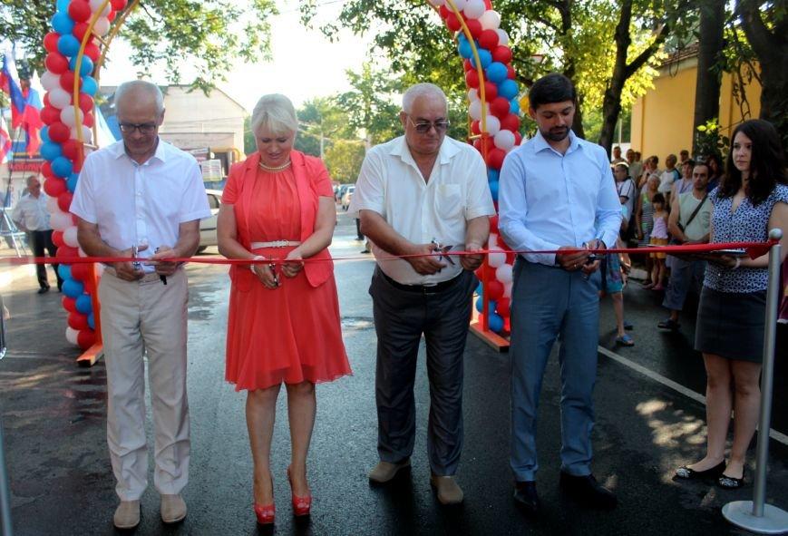 В Симферополе праздником завершился капитальный ремонт участка ул. Футболистов (ФОТО), фото-3