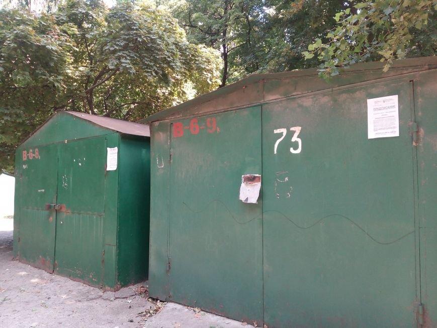 Одесский ЖЭК призывает владельцев зеленых гаражей покрасить гаражи в зеленый цвет (ФОТО), фото-3