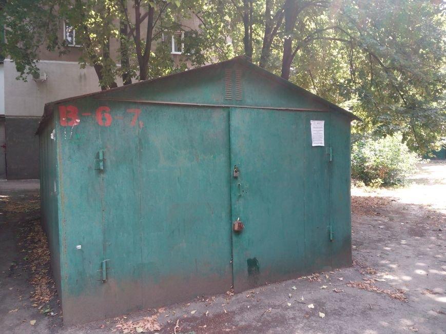 Одесский ЖЭК призывает владельцев зеленых гаражей покрасить гаражи в зеленый цвет (ФОТО), фото-5