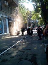 В Одессе на проспекте Шевченко загорелся обувной магазин (ФОТО), фото-2