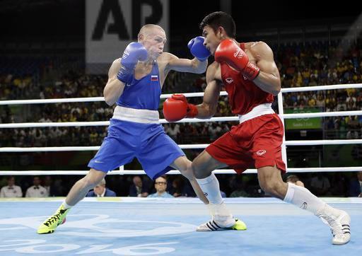 Белгородцы Владимир Никитин и Виталий Дунайцев вышли в 1/4 финала олимпийского турнира по боксу, фото-1