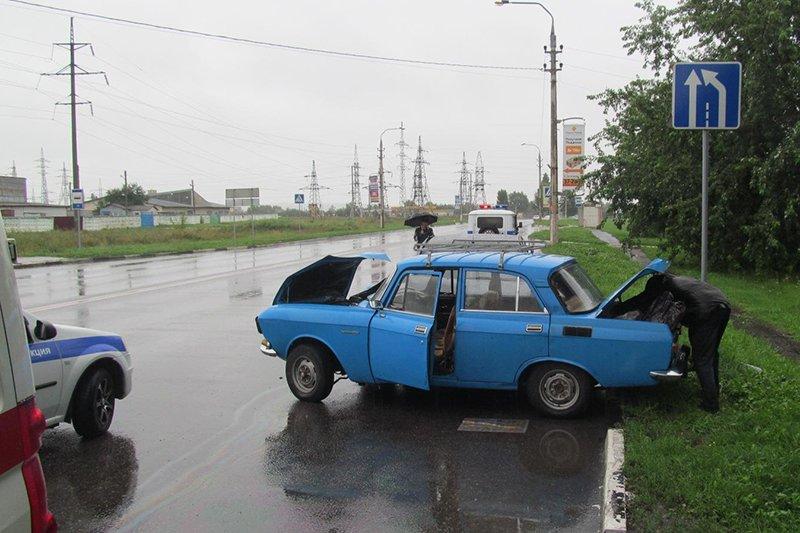 В Белгороде в столкновении двух машин пострадал пешеход, фото-2