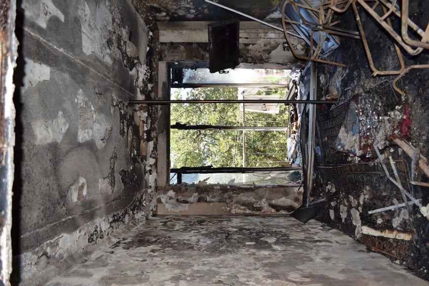 Поможем первоклашке: пожар уничтожил всё, что родные подготовили к 1 сентября юному гаспринцу, фото-1