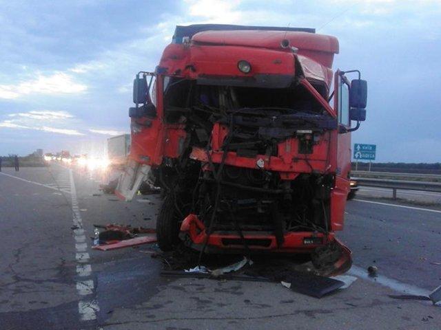 А в аварії на Одеській трасі загинуло 8 осіб, фото-1