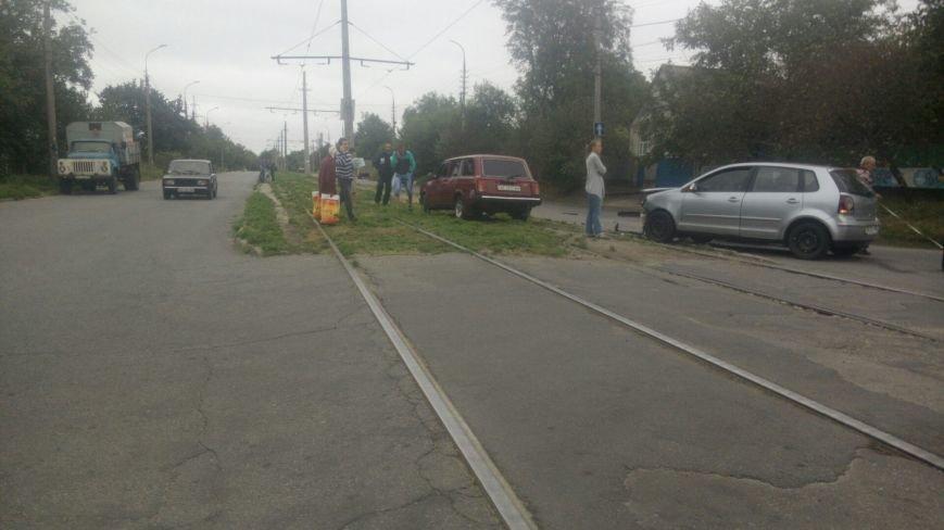 Жители Каменского попросили обезопасить аварийный перекресток в Романково, фото-1