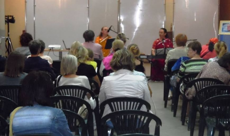 В Бердянском художественном музее состоялся  концерт сакральной музыки, фото-1